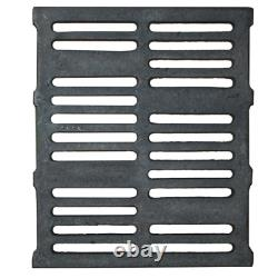 Fire Grate Wonderwood HeavyDuty CastIron Fireplace Stove Grate replacement Part