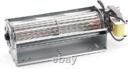 Fireplace Blower Fan Replacement Kit Unit Part for Heat Surge Electric Fireplace