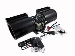 GFK160A Fan Kit for Heat N Glo Gas Units (GFK160A)