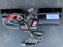 GFK-160 Fireplace Blower Kit for Heat & GLO
