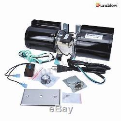 GFK-160, GFK-160A Fireplace Blower Fan Kit for Lennox, Superior, Heat Glo