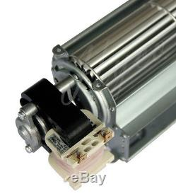 GZ550, GZ552, EP621 Replacement Fireplace Blower for Continental Napoleon Rotom