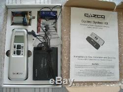 Gazco Gas FireThermostatic/Timer Remote Control Set G30 ZRPTTB/350/Z27
