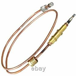 HHT Heat N Glo Thermocouple, Replacement RS Part# 446-511, Gas Stove Fireplace