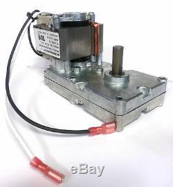 Harman Auger FEED Motor 4 RPM CW UL FEEDER ACC, INS, ADVANCE, XXV, 3-20-00677