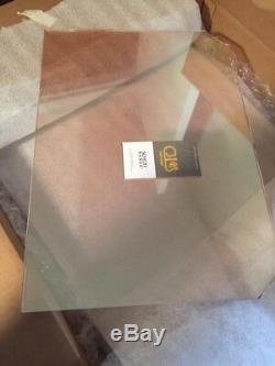 Harman Door Glass with Gasket, 1-00-677000 XXV, XXVTC, 52i & 52iTC