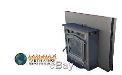 Harman P35i Pellet Fireplace Insert 2011 Model Refurbished