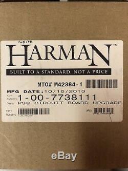 Harman P38 Control Board Upgrade Kit 1-00-7738111