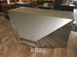 Hitzer 608 Stainless Steel Coal Stove Hopper