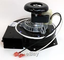 Kozi Pellet Stove Combustion / EXHAUST Fan Motor Assembly + GASKET FAN12003