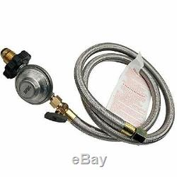 MENSI 4 Foot High Pressure Gas Fireplace Replacement Parts POL Type 30PSI Pro
