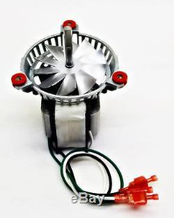 Magnum Countryside Combustion Exhaust Pellet Blower Fan + 4 3/4 PH-UNIVCOMBKIT