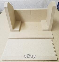 Mendip Loxton 5 (mk2) / Churchill 5 (mk2) Fire Brick Set M90028-02-00-99-01