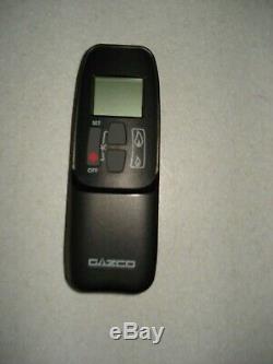 Mertik Maxitrol Gazco Gas Fire Remote Control Handset G6R-H4T-GA Radio Frequency