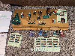 Mr. Christmas Christmas Eve Ball Replacement Parts 1997 Tree Couples Fireplace