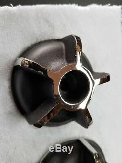 NEW Fisher nickel wood stove intake air damper twist control kit