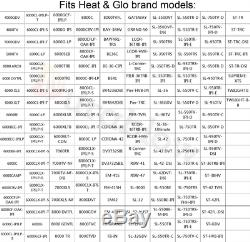 New GFK-160, GFK-160A Fireplace Blower Fan Kit for Lennox, Superior, Heat & Glo