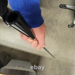 ORIGINAL Farberware 455N Rotisserie Open Hearth Grill Spit Rod Turning Rod