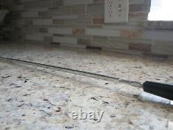 ORIGINAL Farberware 455-A Rotisserie Open Hearth Grill Spit Rod Turning Rod