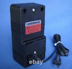 Oem Farberware Open Hearth Broiler Rotisserie Grill Replacement Parts New Motor