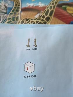 PLaymobil. Replacement Parts. #4150 Advent Calendar. FIREPLACE SET. Box #7 &8