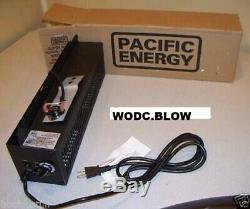 Pacific Energy Wood Burning Stove Blower Kit WODC. BLOW Factory Original Fan