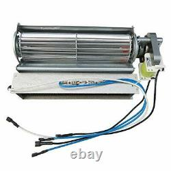 Parts Kit DN101 Fireplace Blower + Heating Element Replacement for Heat Surge