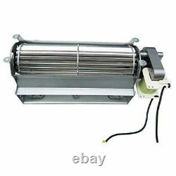 Parts Kit DN102 Fireplace Fan Blower Replacement for Twin Star electric