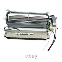 Parts Kit DN103 Electric Fireplace Blower Fan + Heating Element Replacement