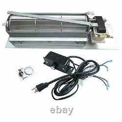 Parts Kit DN115 FK24 Replacement Fireplace Blower Fan KIT for Monessen, Vermont
