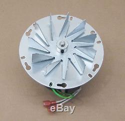 Pellet Stove Convection Blower Fan Motor for Quadrafire 812-3381