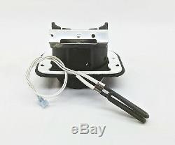 QuadraFire E2 & E2 Insert Burn Pot / Firepot + Igniter. SRV7034-072B OEM