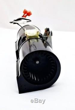 QuadraFire Mt Vernon Convection Distribution Room Air Blower Fan SRV7000-758