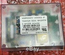 Quadra-Fire Control Box Circuit Board Castile, Santa Fe, 1200,1200i, SRV7000-704