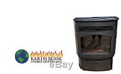 Quadra-fire Santa Fe Pellet Stove Refurbished 2005 Model