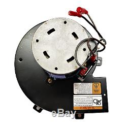 Quadrafire 1000 Exhaust Combustion Motor Blower With Housing 812-0051 20065