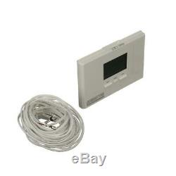 Quadrafire & Eco Choice Programable Thermostat used on many models
