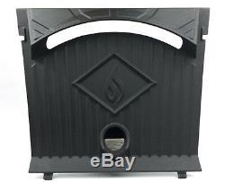 Quadrafire Heat Exchange Baffle MILL Genuine Oem Replacement Srv7034-263