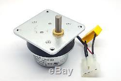 Quadrafire & Heatilator Pellet Stove Auger Feed Motor 2.4 RPM 812-4421, 812-4420