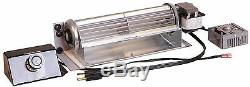 Regency Fireplace Blower 432-917, P33, P36, P36D, P48 Rotom # HB-RB32