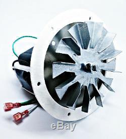 Regency GFI55, Combustion Exhaust Motor Fan + 4 3/4 GF55-002, PH-UNIVCOMBKIT