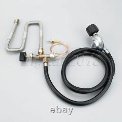 Replace Propane Fire Pit System Regulator Fireplace Gas Control Valve Parts 1x