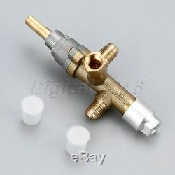 Replacement 7/16-20UNF Male Propane Gas Safety Cock Valve Heater Fireplace Parts
