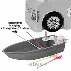 Replacement Parts for Barbie 3-in-1 DreamCamper GHL93 4 Replacement Fishi