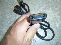 Replacement power cord FARBERWARE E-13393 Open Hearth Broiler 10A 250V