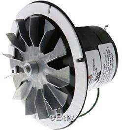 Rotom HB-RBM120 Pellet Stove Blower Motor Replacement 1/60 Hp, 3000 Rpm, 0.3