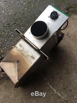 Scotte Wood Pellet Burner Unit 24kw