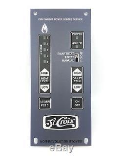 St. Croix / Even Temp Control Board Circuit Board Part # 80P30523-R -NEW STYLE