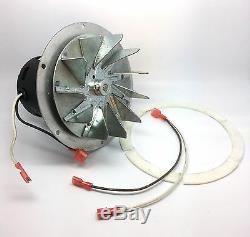 St. Croix OEM Combustion Blower Exhaust Fan Motor 80P31093-R -Seller Refurbished