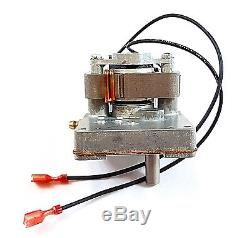 St. Croix Pellet Stove Burnpot Firepot Shaker Motor 80P20296-R 80P20296-B-R
